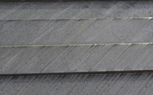 Piastre in alluminio per la cantieristica navale