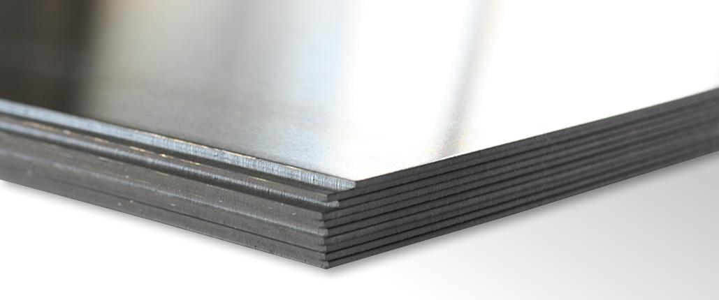 Lamiere in alluminio disponibili dal pronto in diverse leghe spessori e formati edilizia - Alluminio lucidato a specchio ...