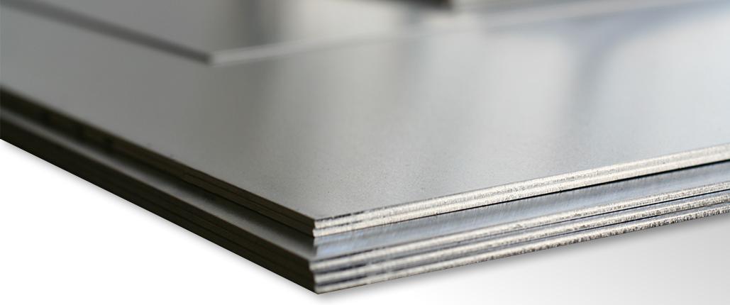 Lastre alluminio mandorlato milano