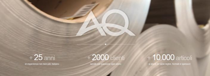 Nuovo sito Alluminio